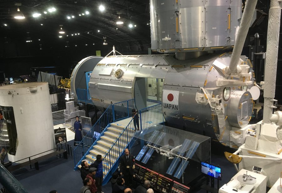 平成30年 JAXA筑波宇宙センター