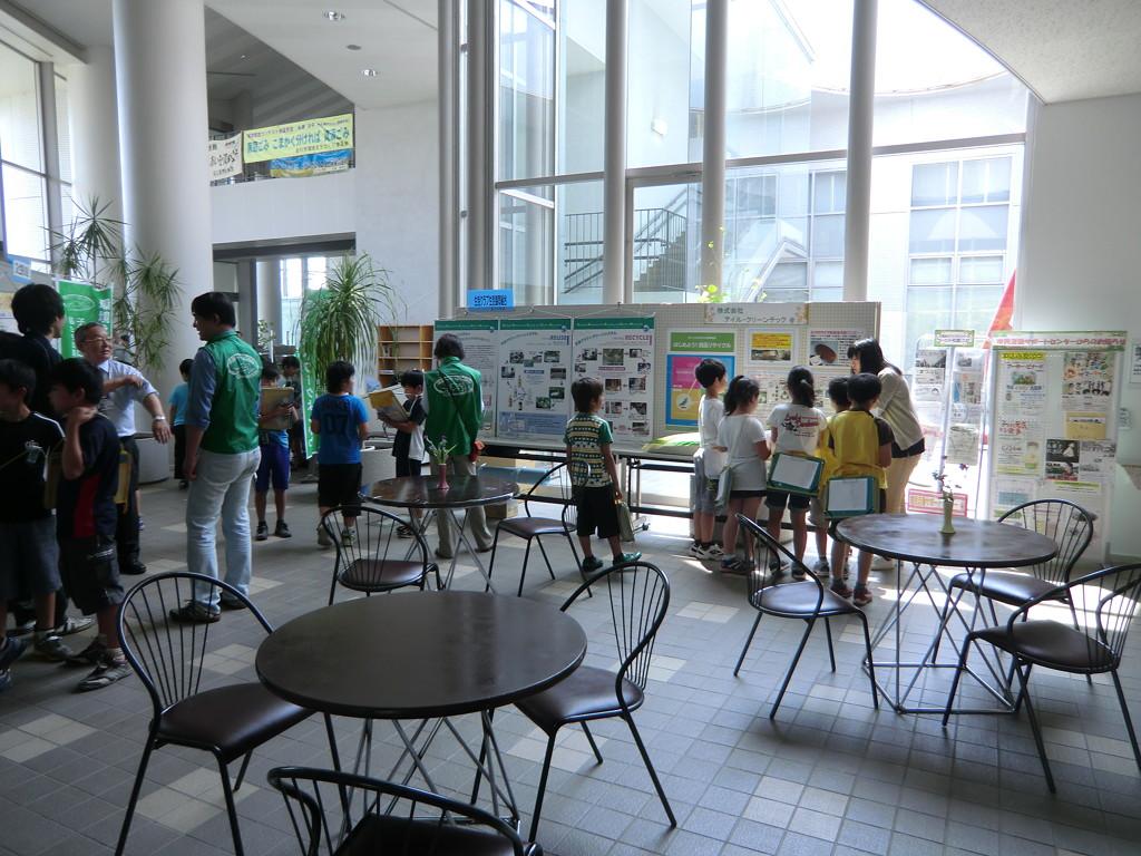 環境フェスティバル(環境部会)